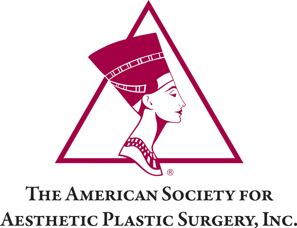 AMERICAN SOCIETY FOR AESTHETIC PLASTIC SURGERY LOGO