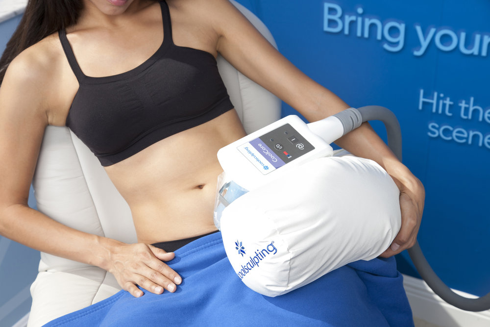 Coolsculpting - Non-invasive and FDA approved to remove stubborn fat effectively without surgery! Kickstart your new year with an amazing body transformation! Remember: summer bodies are made during the winter.Special Bundle: Buy 3 Coolsculpting Cycles, Get 1 Cycle Free (25% off)Applicable for the following areas:Upper and Lower AbdomenLove Handles/FlanksBack/Bra FatThighsArms