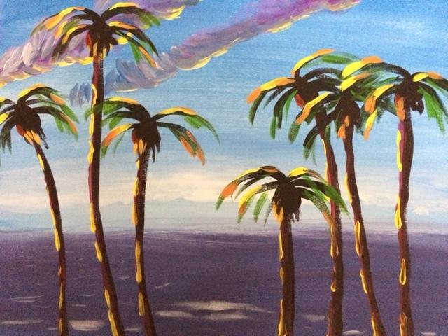 Palm Shore