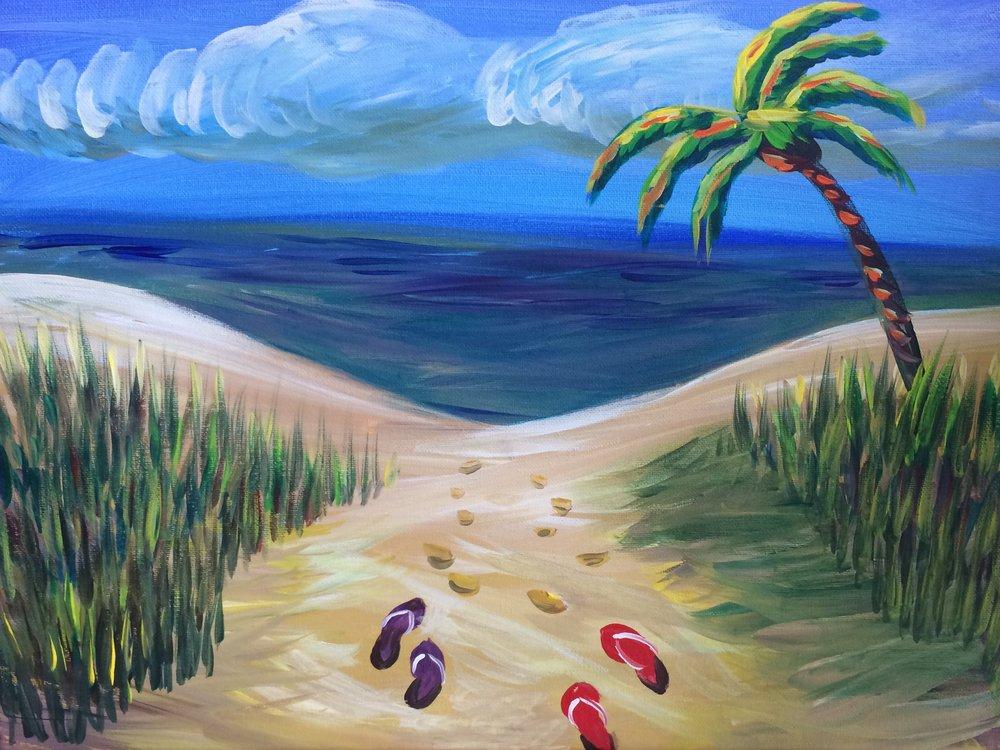 Hide Away Beach