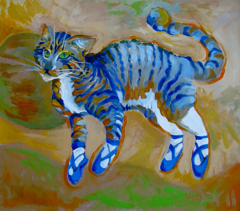 BlueDanceCat_arylic_canvas_Hadady (1).jpg