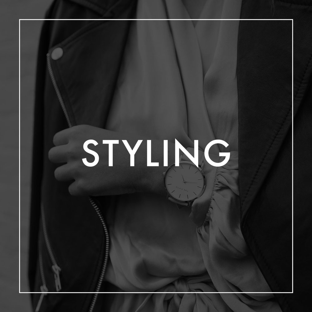 STYLING MADE SIMPLE FOR EVERYONE
