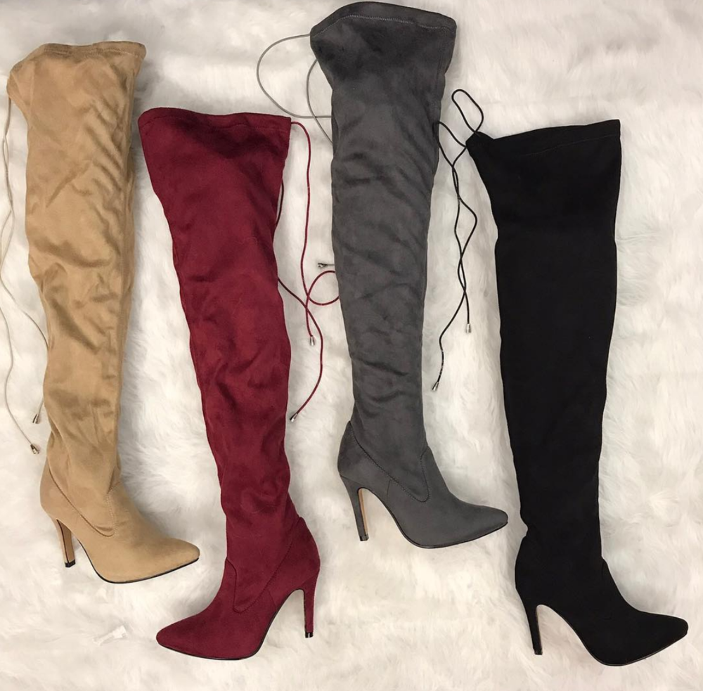 CINDERELLA OF BOSTON    For years COB has been the go-to store for women with small feet. The sizes run from 2 - 5 1/2. Thanks to reality shows about little women more footwear brands are starting to consider footwear sizing for this sector of the fashion industry.