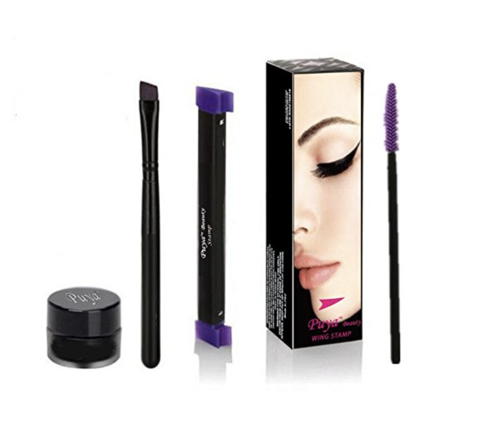 PUYA WING STAMP   $14.99    Creating the wing eye is easier than ever with this eyeliner stamp.