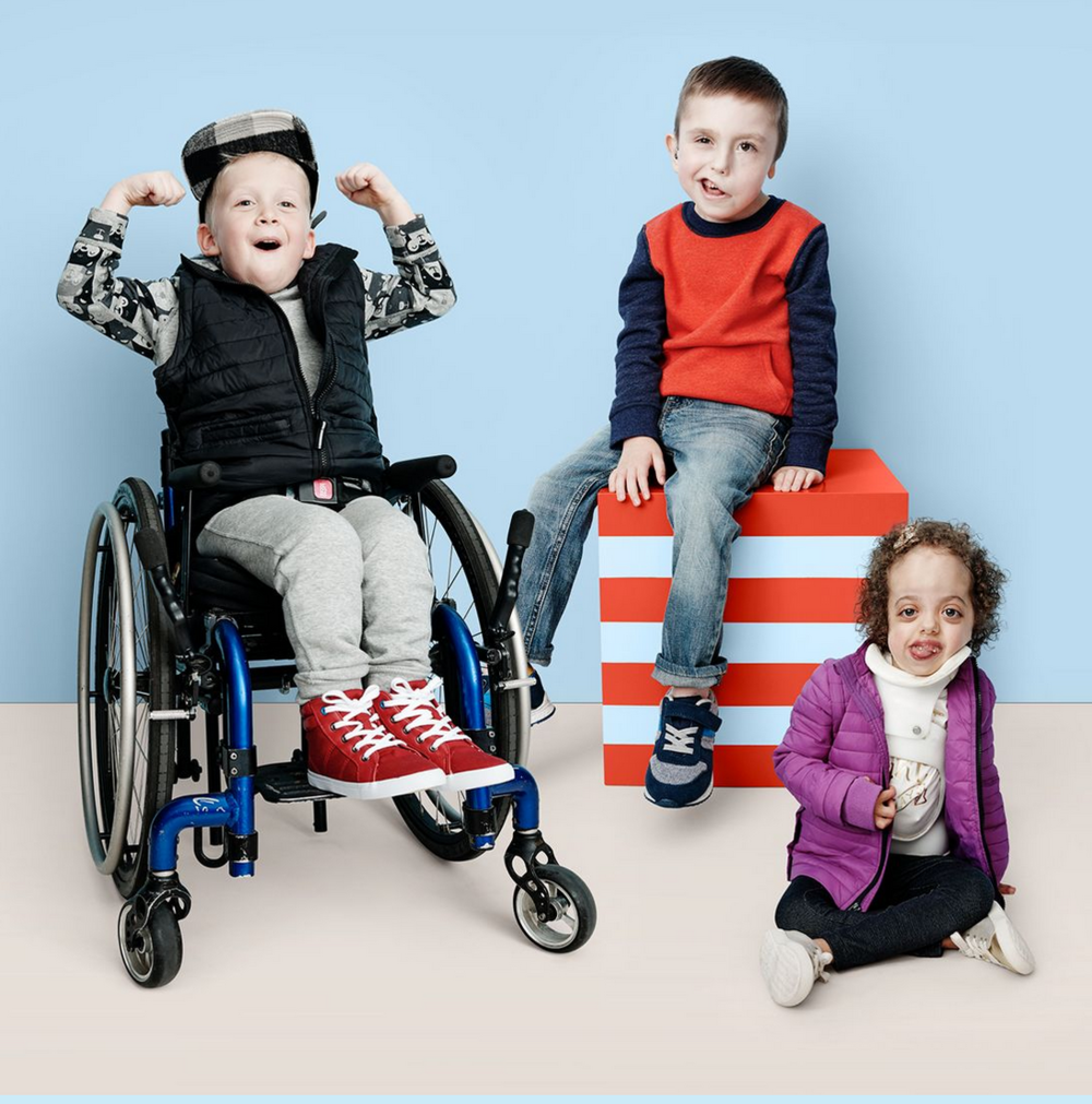 TARGET: CAT & JACK ADAPTIVE CLOTHING    Yes Target you nailed it with this adaptive brand! I can't wait to see where you go from here. This brand includes, zip-off sleeves, flat seams, snap closure's, and hidden openings. .