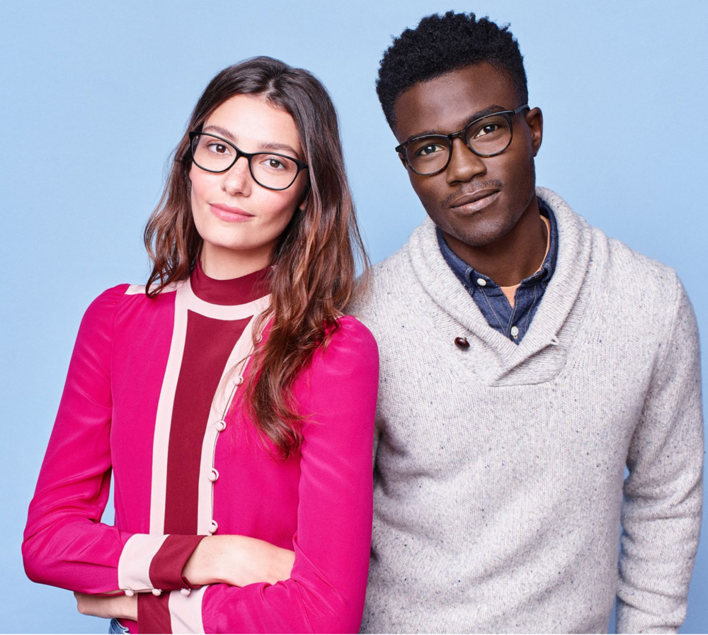WARBY PARKER    $95.00   When I think of my favorite brands they are usually brands that are socially driven. WP is one such brand, In addition to having a cool try 5 pair for 5 days trial and on-trend frames. Like TOMS, WP has a buy a pair give a pair program to help those who can not afford to purchase glasses.