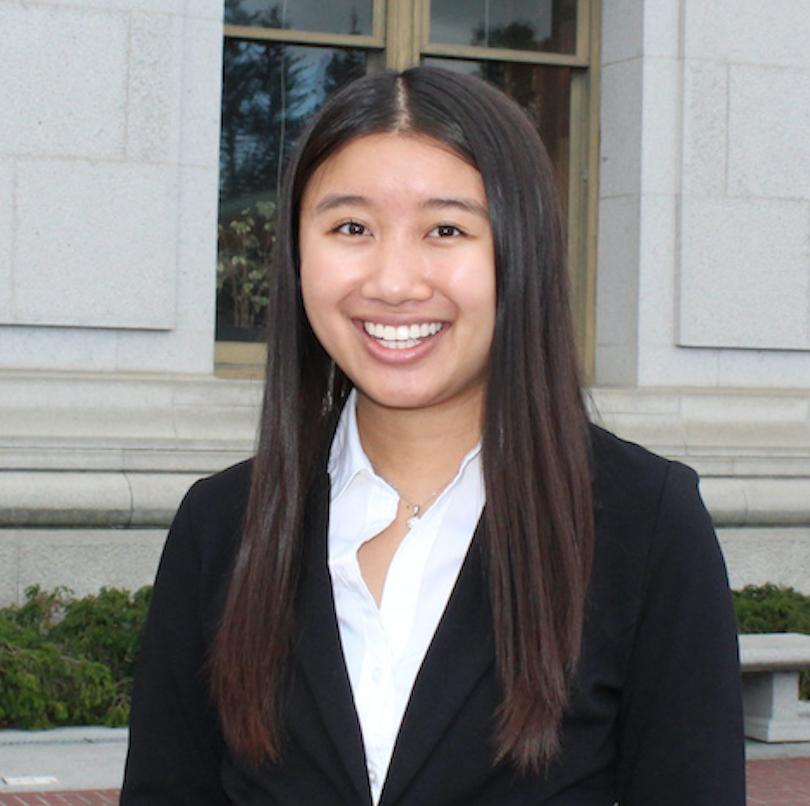 Erinn Wong, Undergraduate Intern
