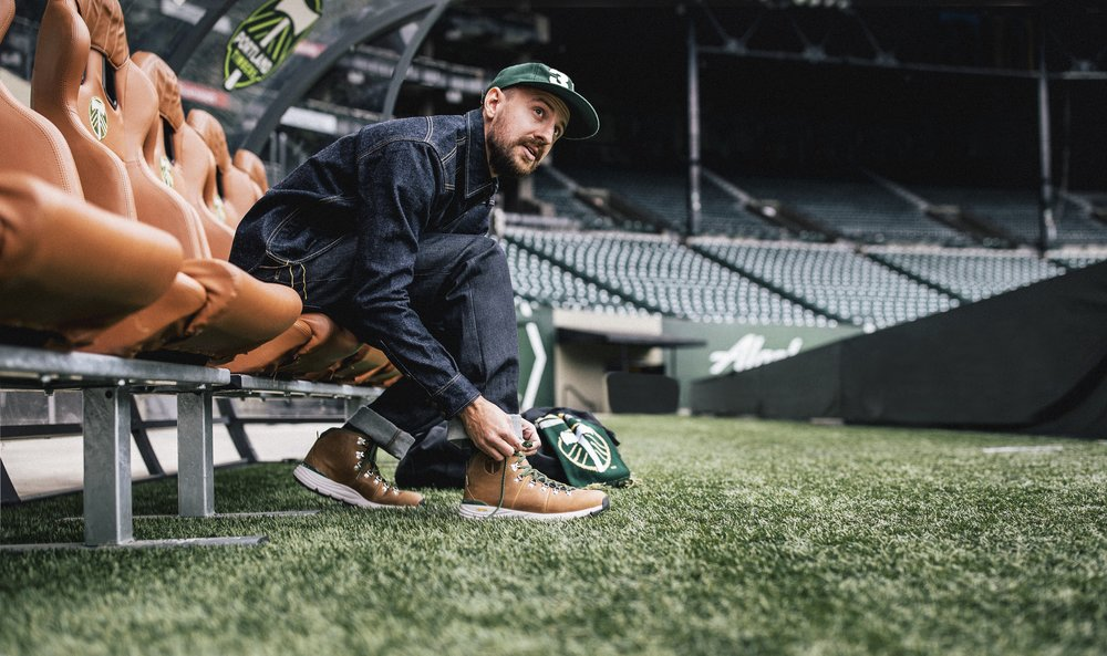 Timbers X Danner - Timbers 600