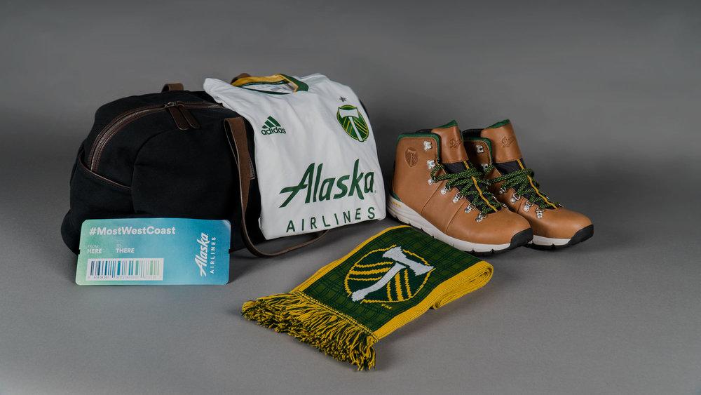 #AlaskaAway Days -