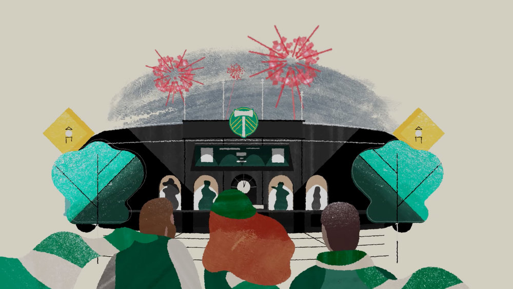 Tifo Traditions - Celebrating the Timbers Army