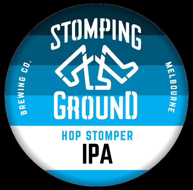Hop Stomper IPA