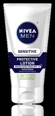 Nivea Sensitive Face Cream SPF 15