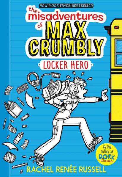 max crumbly book series