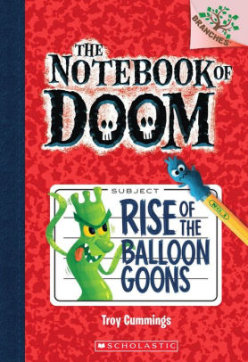The Notebook of Doom Book Series