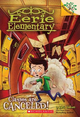 Eerie Elementary Book Series