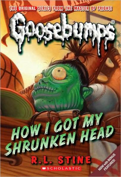 Goosebumps Book Series