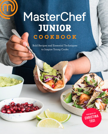 jr master chef book