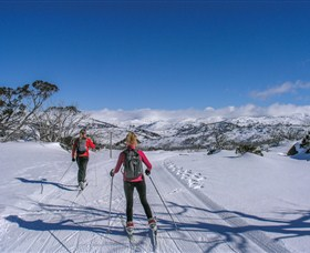 Perisher XC ski week