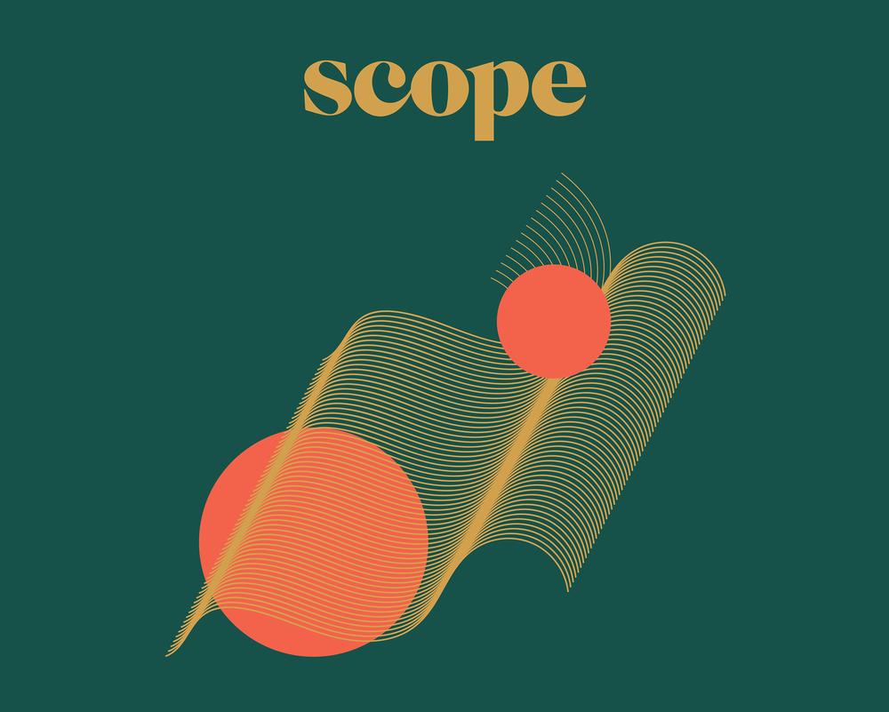Scope Exhibition Identity -
