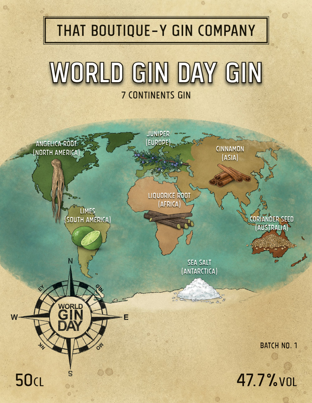 Blog — That Boutique-y Gin Company