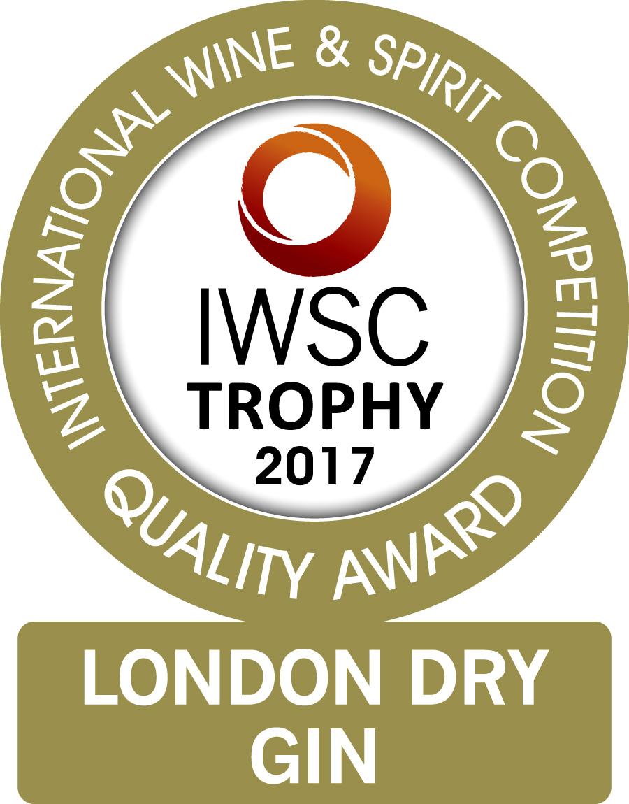 Trophy - IWSC 2017