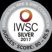 Silver - IWSC 2017