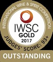 Gold Outstanding - IWSC