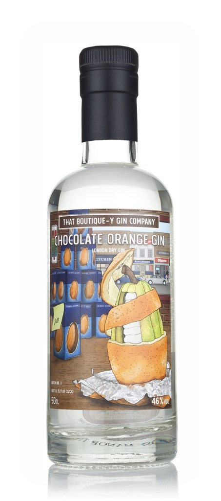 Chocolate Orange Gin