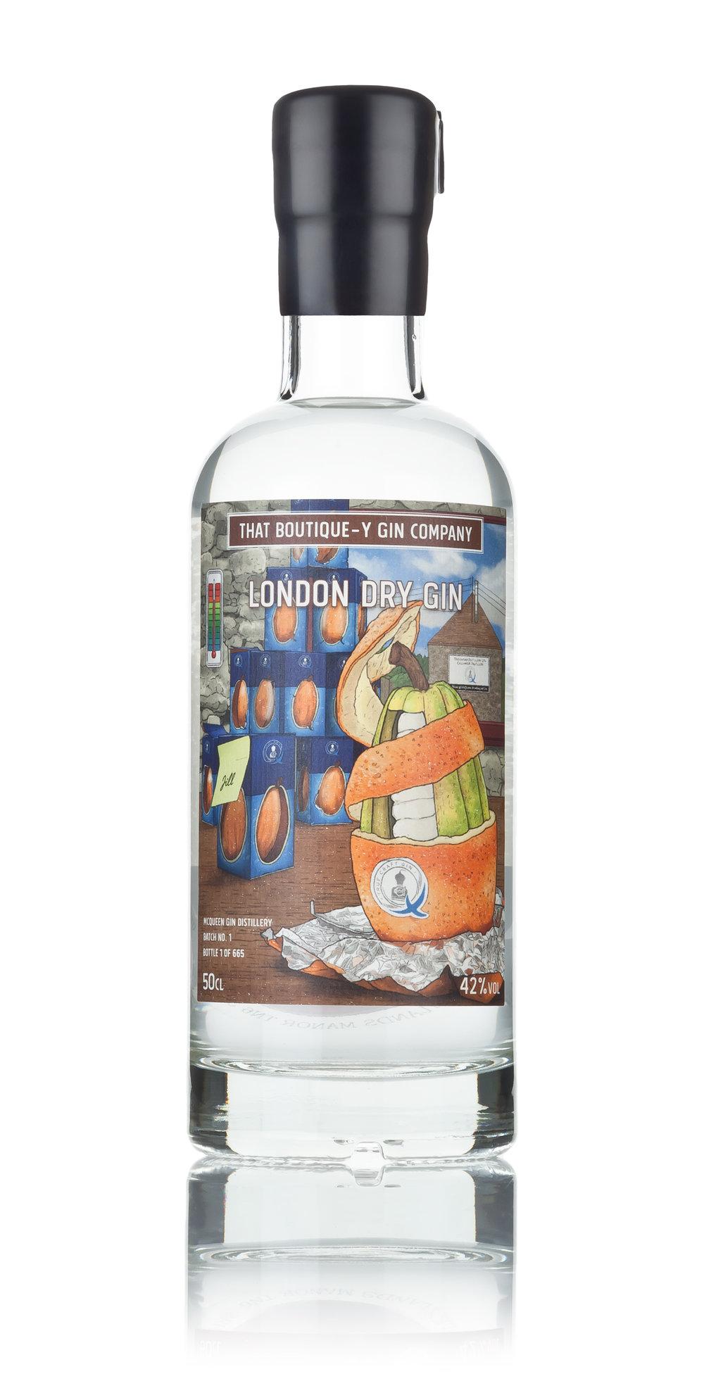 Chocolate Orange Gin - McQueen - Batch 1 (That Boutique-y Gin Company).jpg