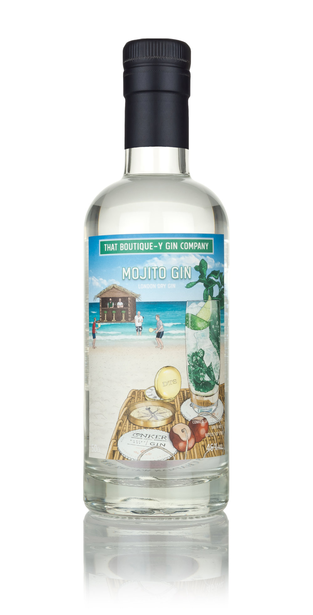 Mojito Gin - Conker Spirit (That Boutique-y Gin Company).jpg