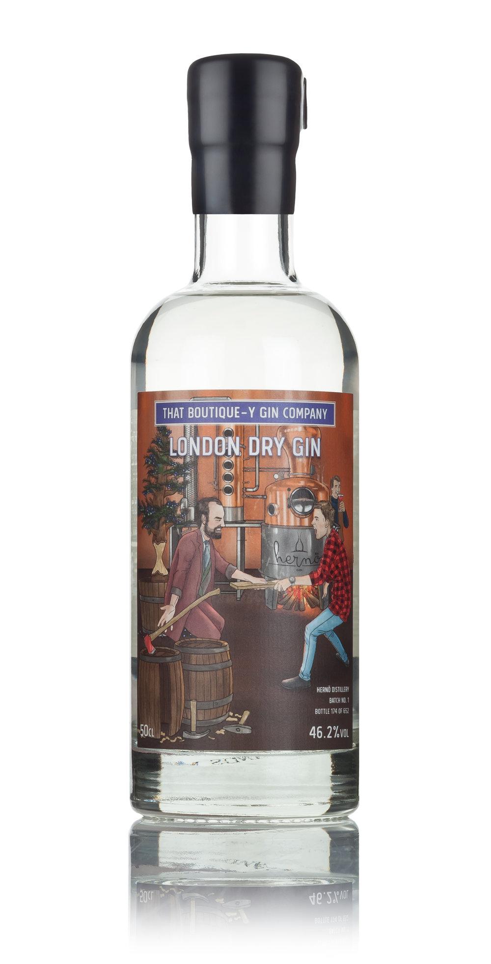 Swedish Rose Gin - Hernö - Batch 1 (That Boutique-y Gin Company).jpg