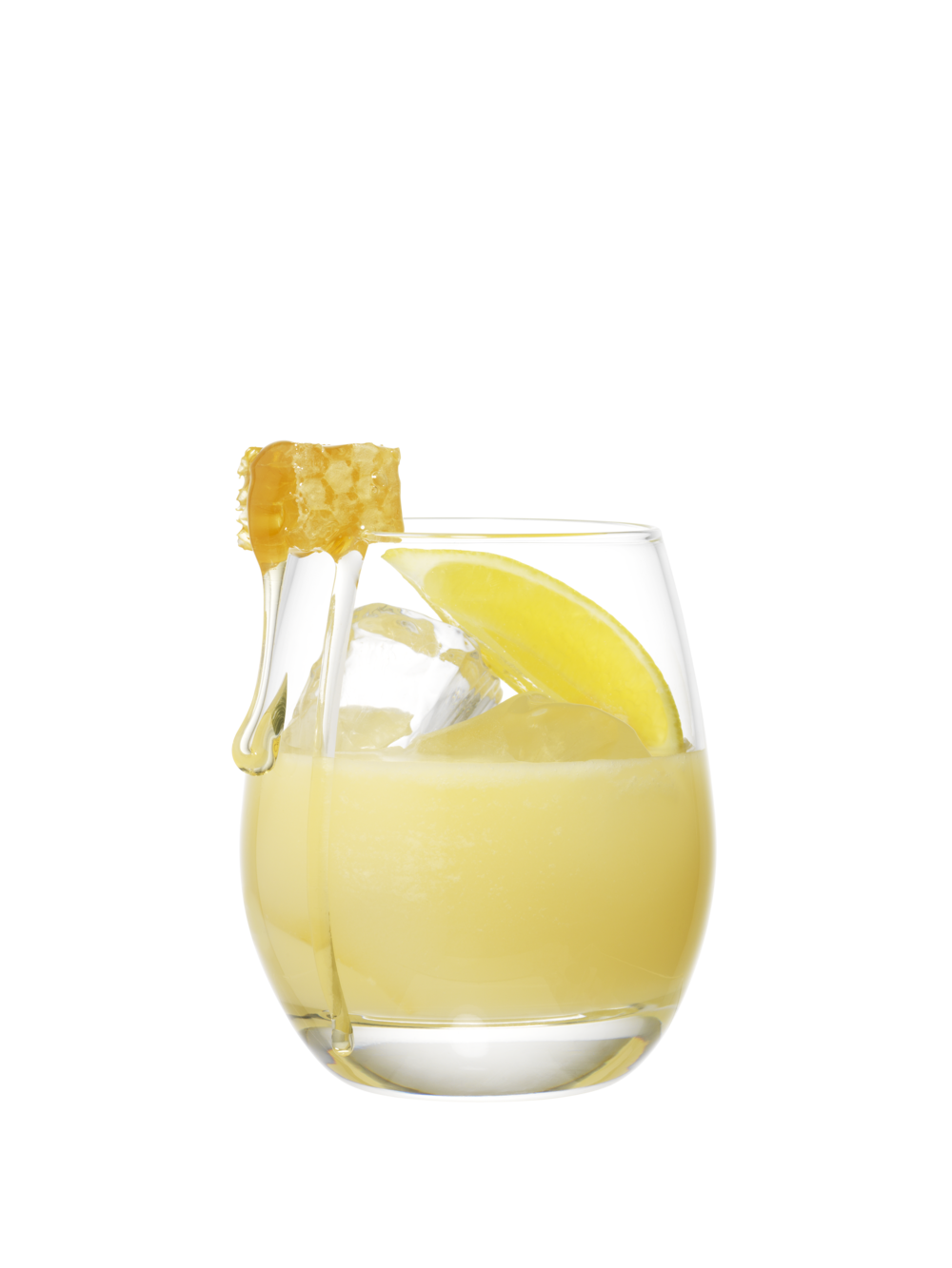 The Sacred Bee - 50ml Dead King Gin15ml Lemon Juice2tsp Lemon Curd1tsp Orange Blossom Honey