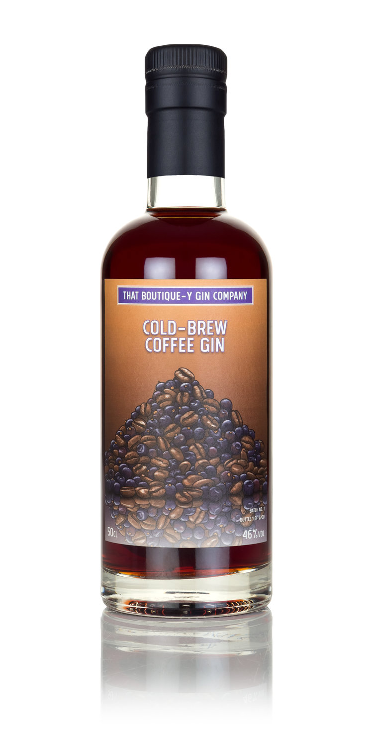 Cold-Bew Coffee Gin