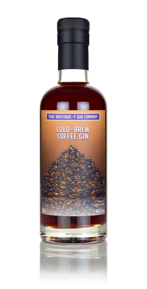 Cold Brew Coffee Gin
