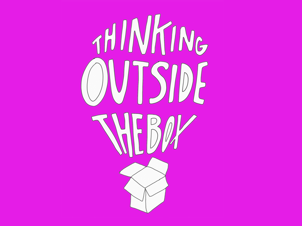 Thinking Outside the Box - 10 week School Workshop series on Mindset designed for secondary students years 10 - 12