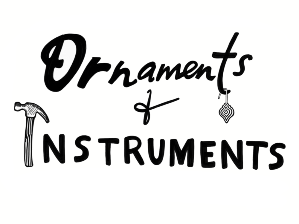 Ornaments & Instruments - a powerful workshop which offers young people an inspiring way of re-thinking body image & self-worth.