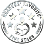 Awarded The Reader's Favourite 5 Star Seal