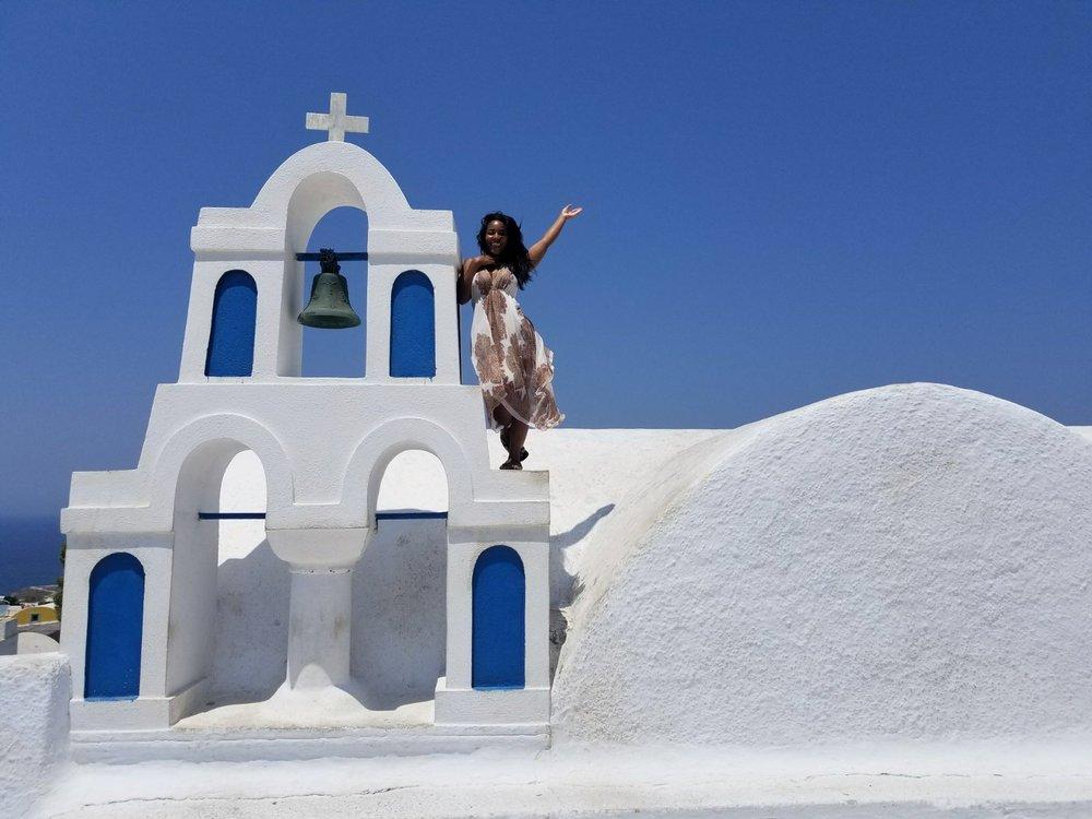 Oia Santorini,Greece