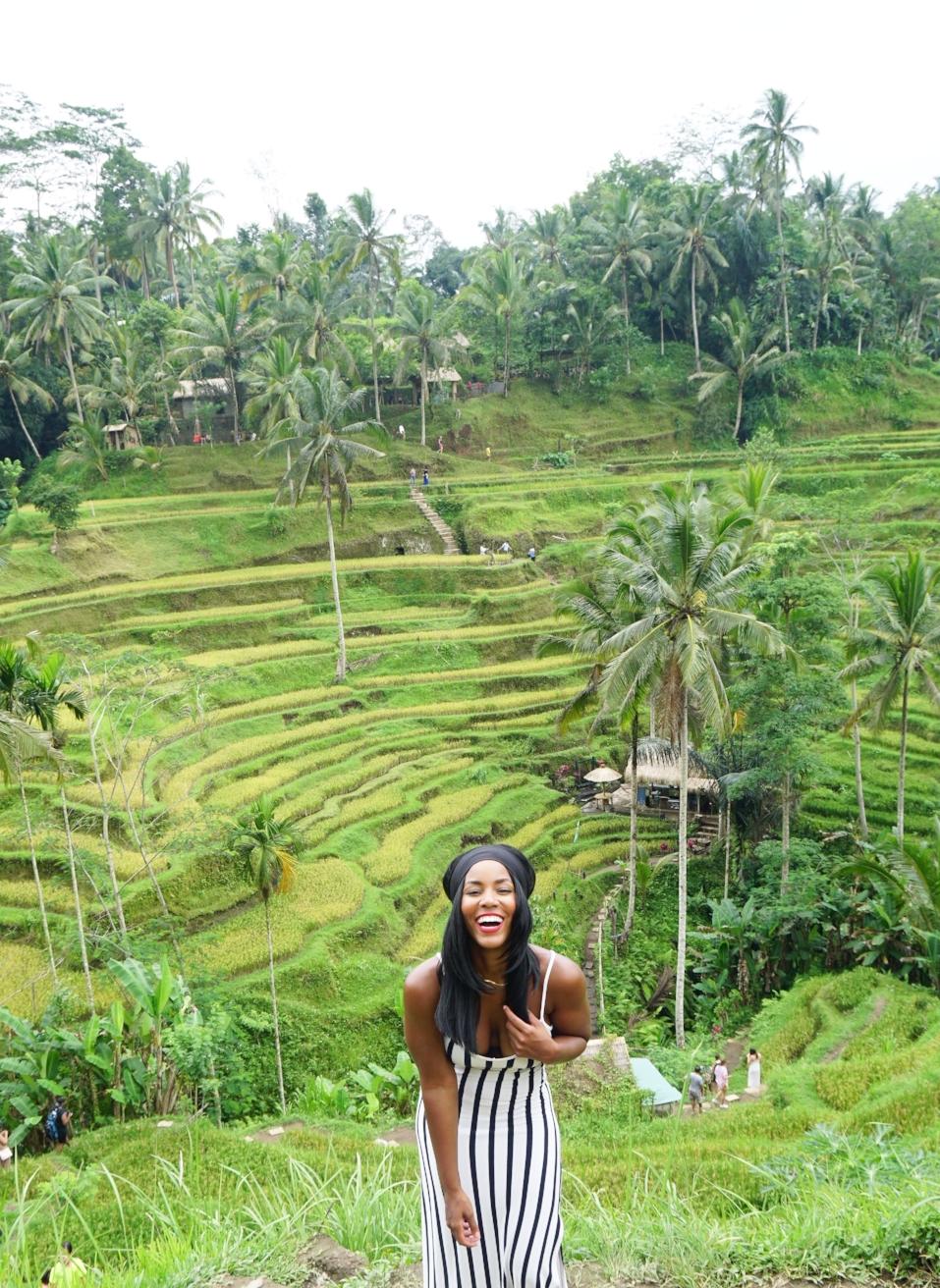 Tegalalang Rice Terrace - Bali, Indonesia