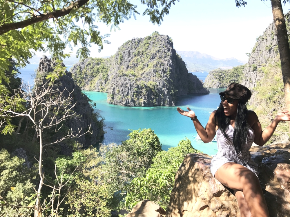 Island Hopping - Coron Island, Philippines