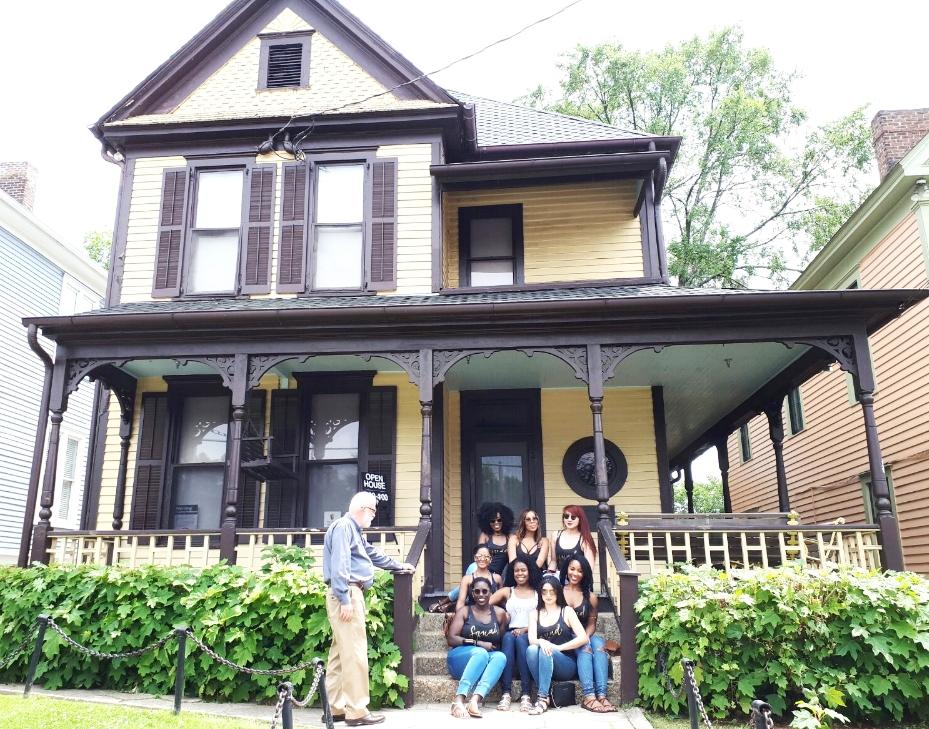 Martin Luther King Jr House - Atlanta, Georgia