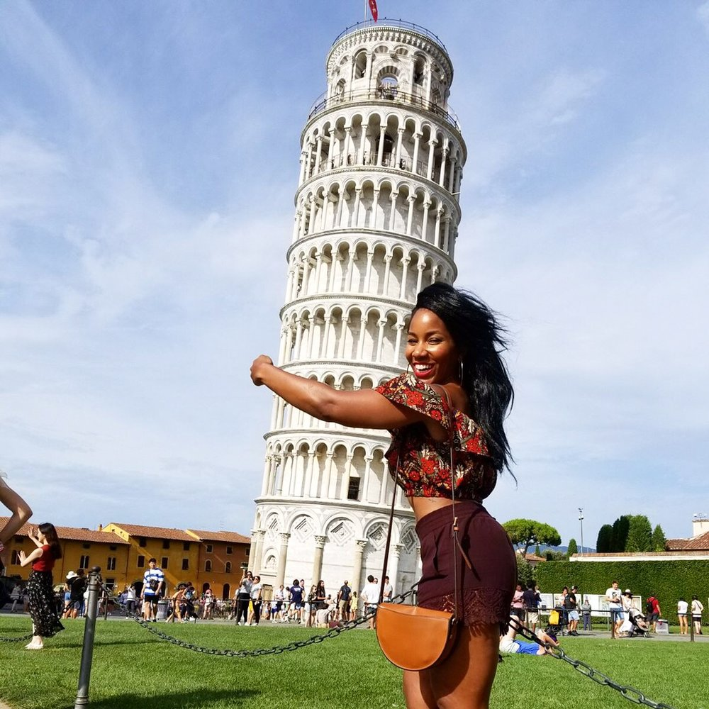 The Leaning Tower of Pisa - Pisa, Italy