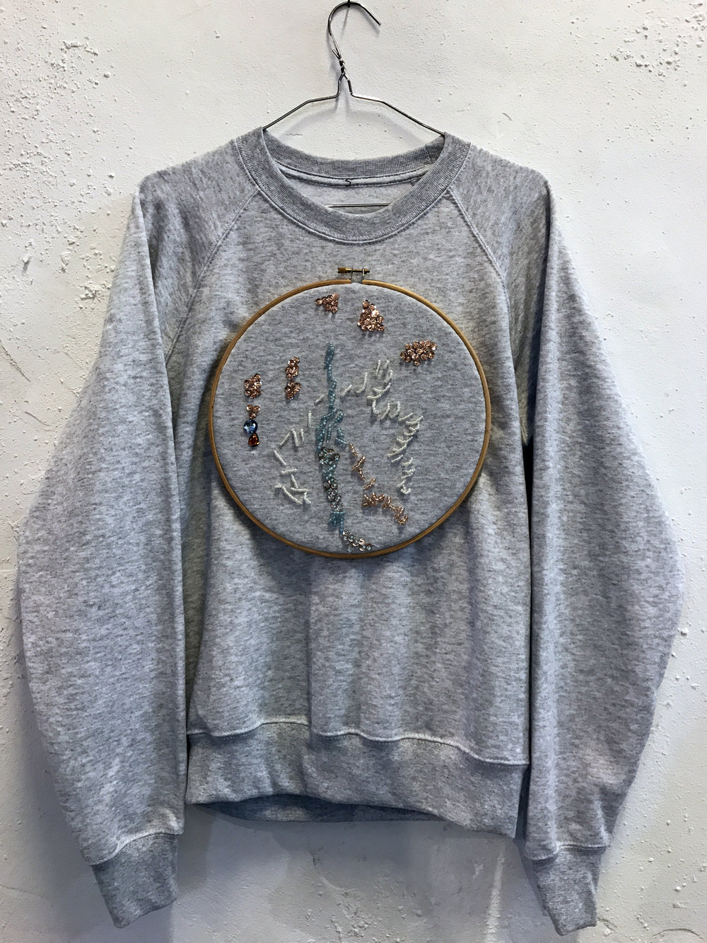 Embroidery collection 2018