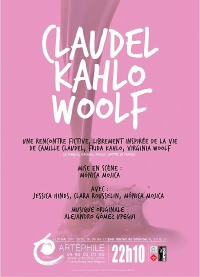 Claudel Khalo Woolf