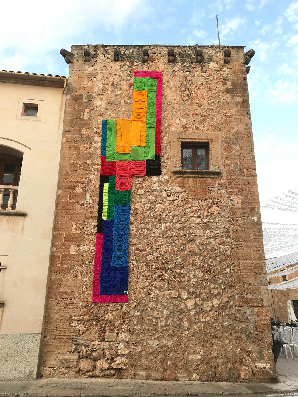 ArtNit Campos Festival - Installation