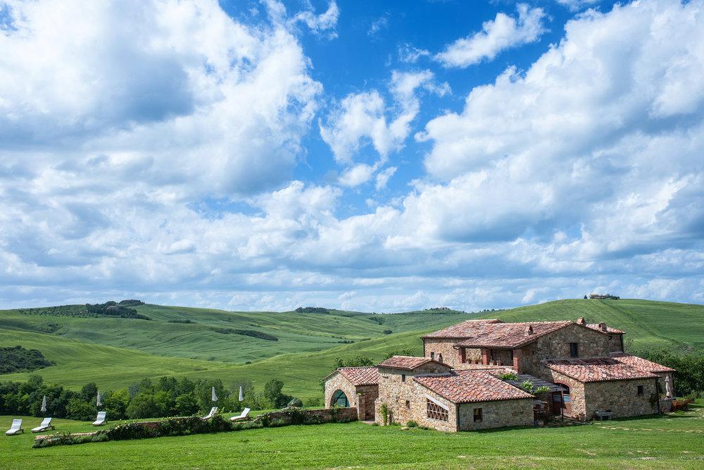 Villa Pienza - tuscany