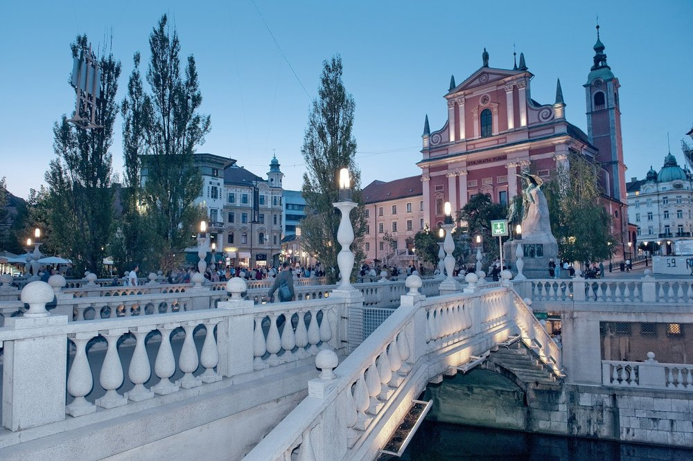 Copy of Ljubljana