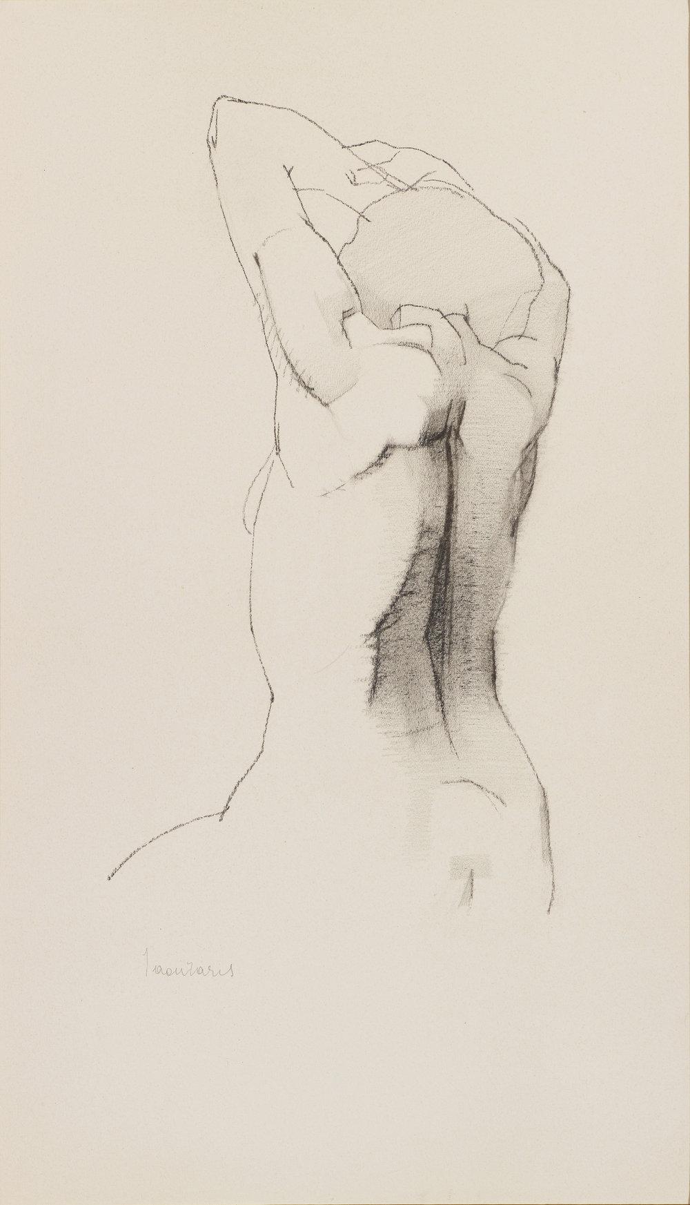 Untitled,  1950s  46 cm x 26 cm