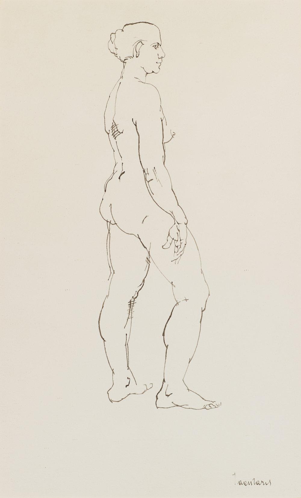 Untitled, 1950s  41 cm x 25 cm