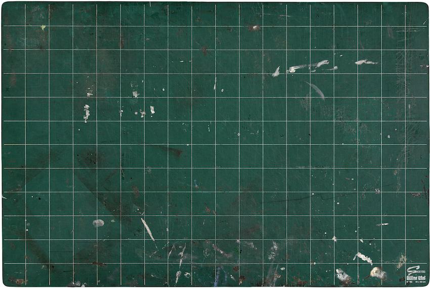 Philippe Gronon Martyr n°6 - 2015 Numérisation, épreuve numérique pigmentaire, 72 x 102 cm